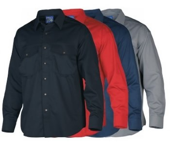 Work Clothing Shirts