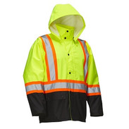 HI Visibility Safety/Traffic Jacket