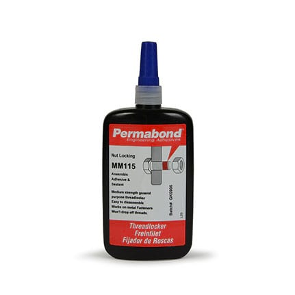 Anaerobic Threadlocker MM115 250ml btl