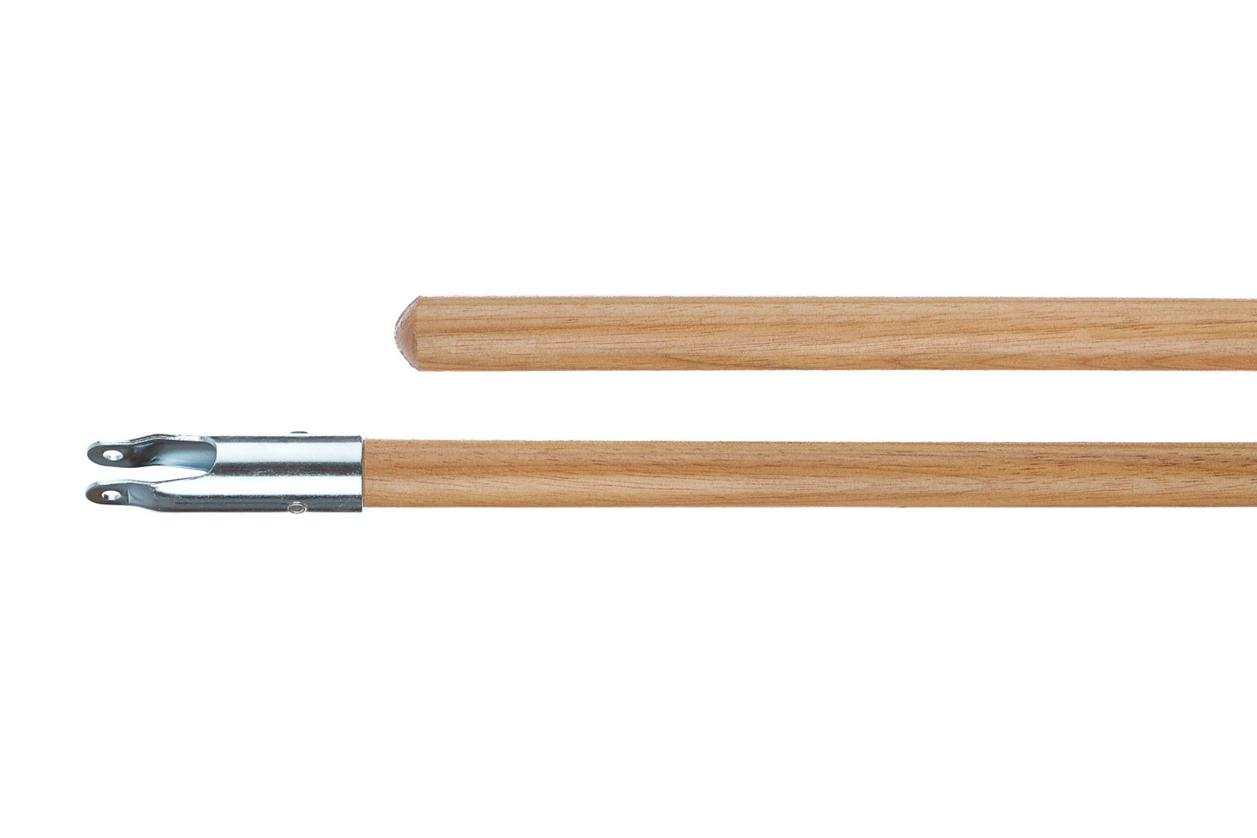 """Dust Mop Handle 60"""" (for 18"""" to """"48 head)"""