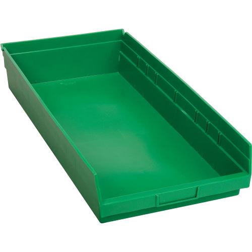 """Schaeffer Bins - Green - 12"""" x 8"""" x 6"""""""