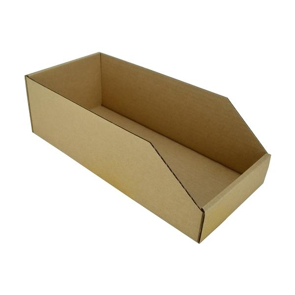 "Parts Bin Box - Cardboard - 2"" x 9 x 4 1/2"""