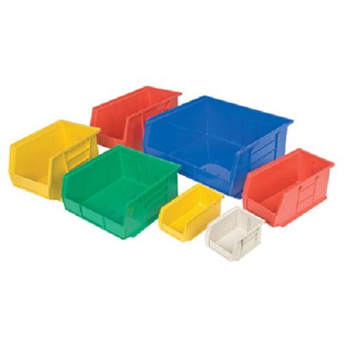 """Plastic Parts Bin - 11"""" x 16"""" x 8"""""""