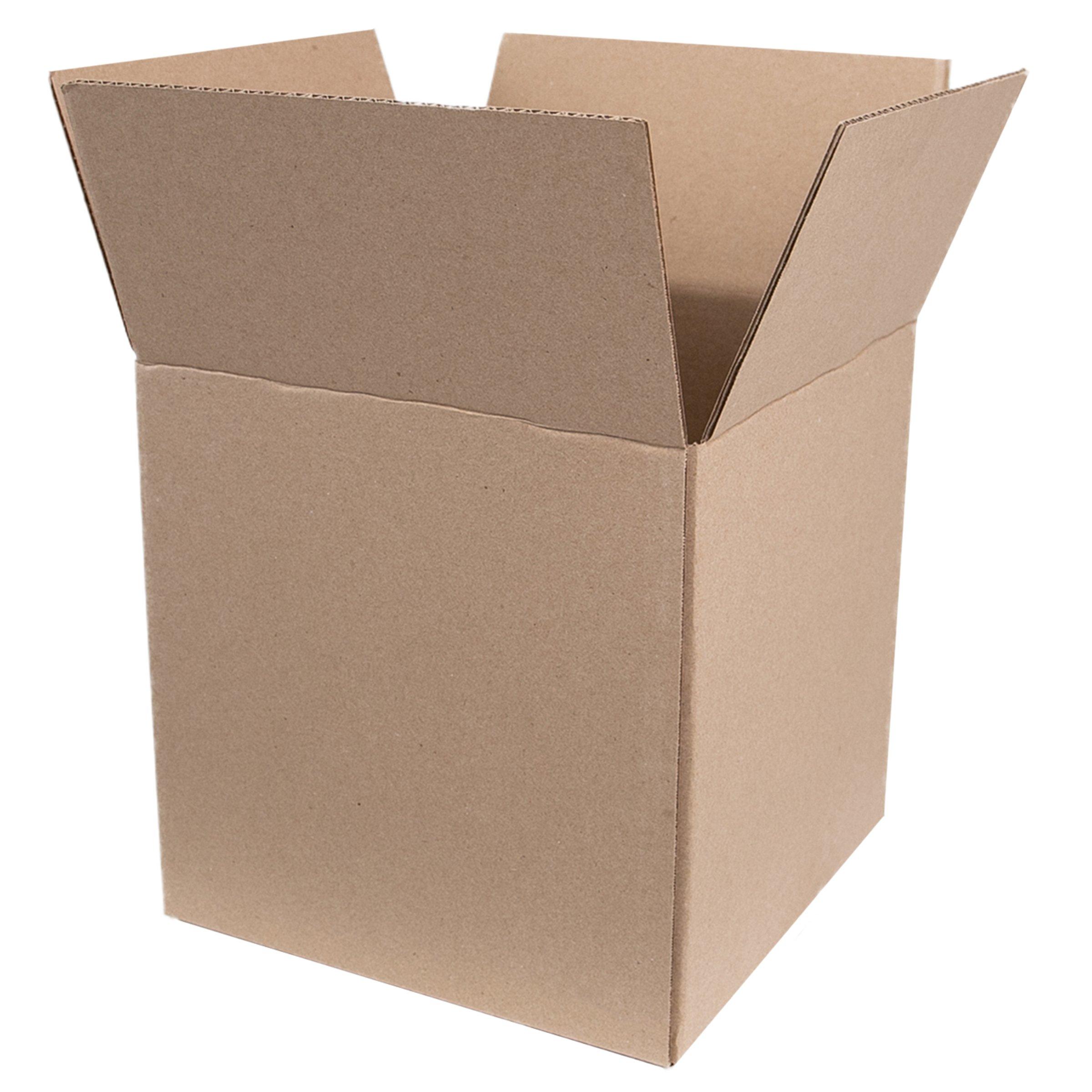 """Boxes - 6"""" x 6"""" x 6"""" (25 per bundle)"""