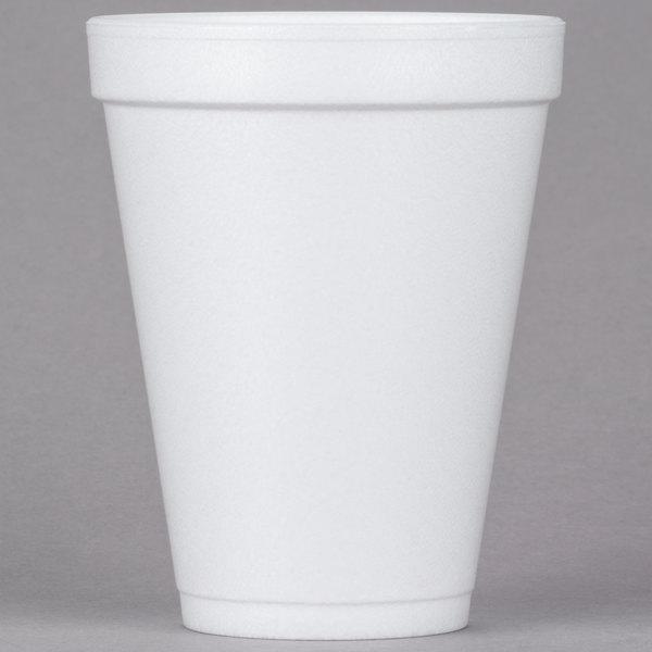 Cups - 12 oz Foam Cups (1000/cs)
