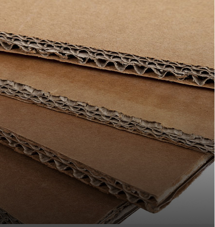 "Corrugated Sheet - 48 X 48"" - 32 ECT"