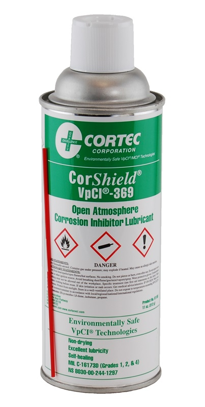 Cortec VCI CorShield 369 Aerosol Spray (6 cans/carton)