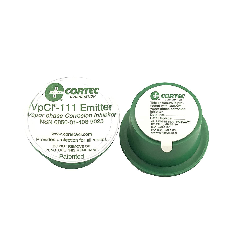 """Cortec VpCI-111 Emitter Cup - 2.25"""" Diam x 1.25"""" H (10/box)"""