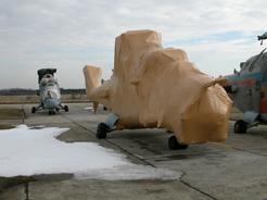 Cortec MILCORR - Sheeting - 20' x 210', 10mil