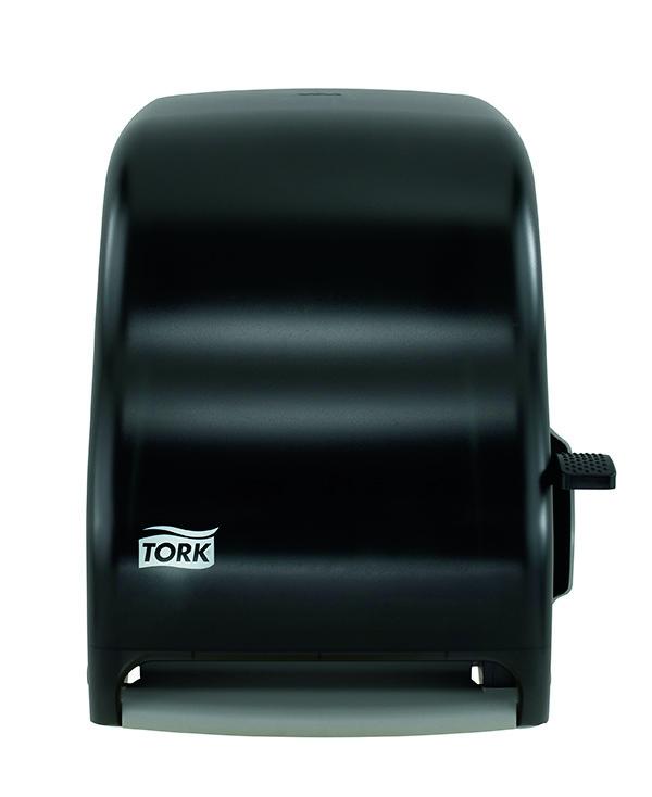 Tork Hand Towel Dispenser - Lever Type - Smoke