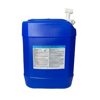 Ultra-Lyte Anolyte 20L Container, Hypochlorous acid (HOCI), 500 PPM
