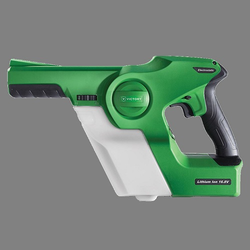 PROFESSIONAL CORDLESS ELECTROSTATIC HANDHELD (GUN) SPRAYER - ALL SALES FINAL