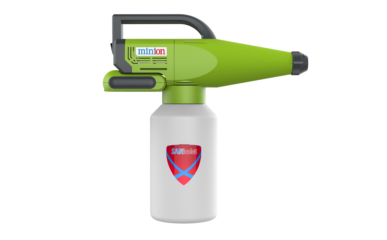 Minion Professional Cordless Handheld Mist Sprayer