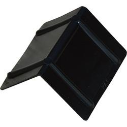 "Plastic Edge Protector - 2"" x 2"" x 1.25 (1000 /b)"