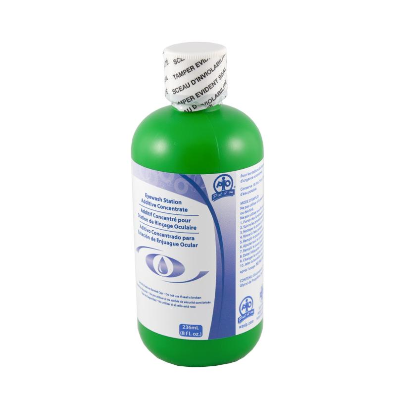 Bradley Eye Wash Saline Concentrate - 8oz bottle