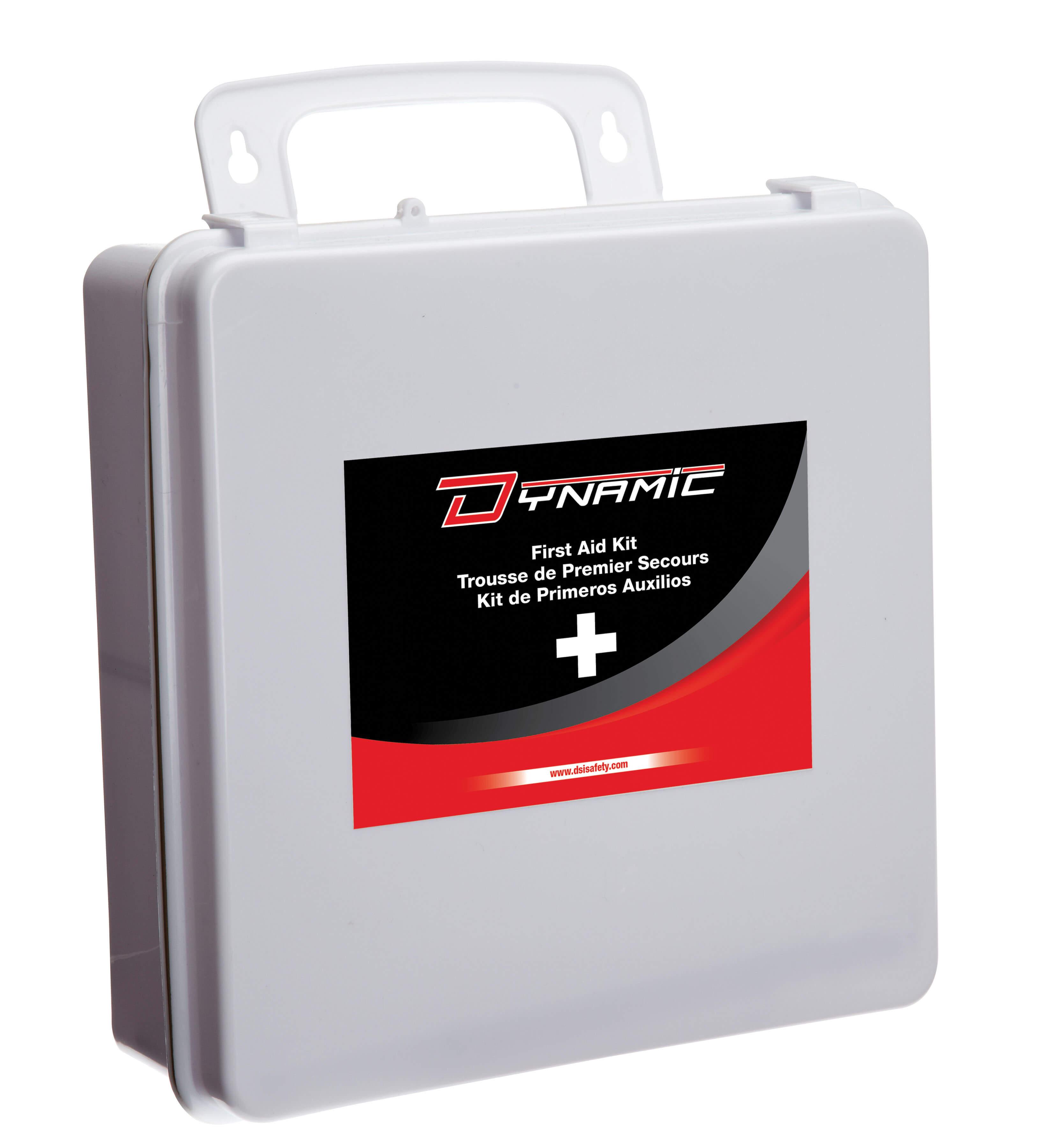 First Aid Kits - Plastic