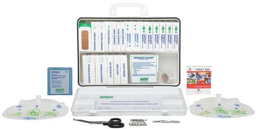 First Aid Kit - Plastic - MB - School Bus (36 Unit)