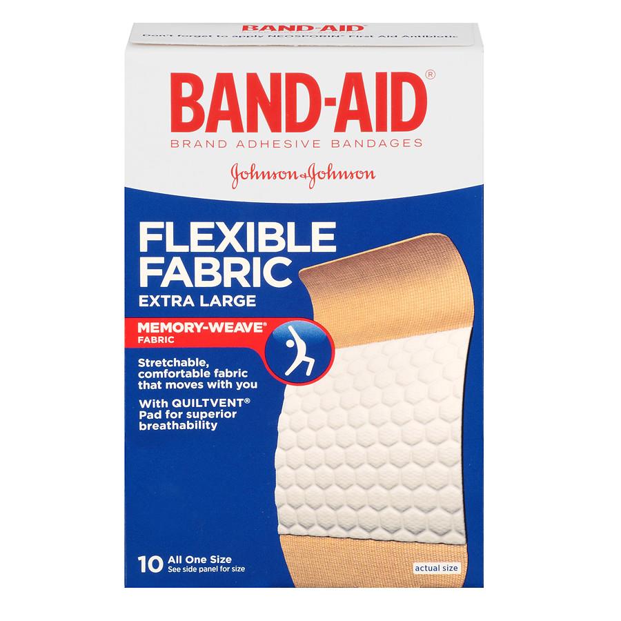 Band-Aid - Flexible Fabric (10 /b)