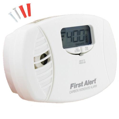 Carbon Monoxide Alarm - Plug-In
