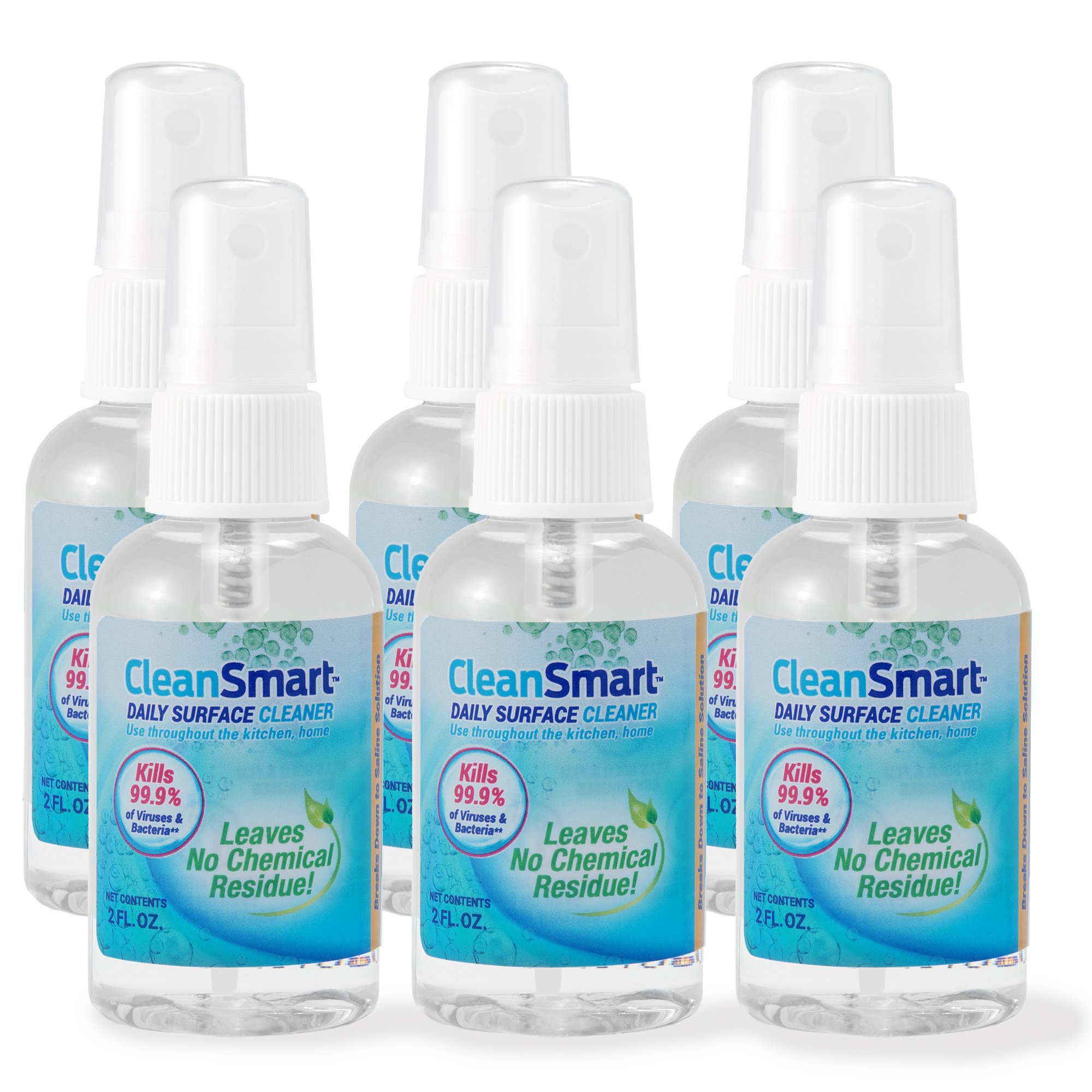 CleanSmart - Daily Surface Cleaner - 59ml / 2oz