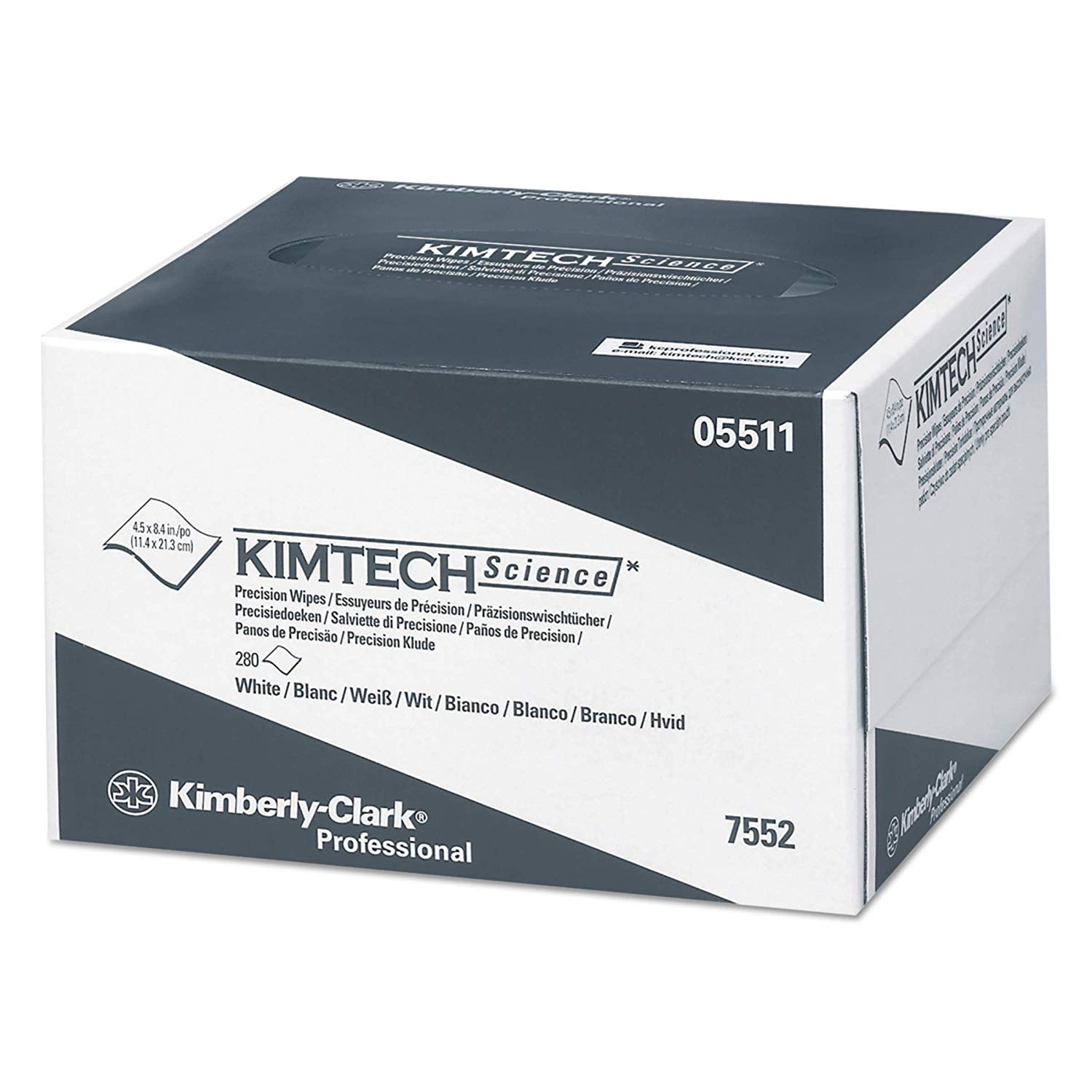 Kimberly Clark - Cleaning Wipes (280/bx)