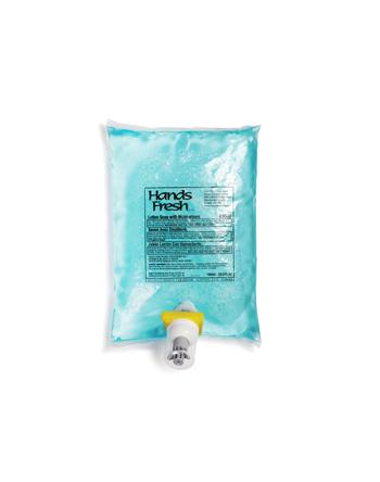 Soap Refill- Kruger Hands Fresh Luxury Foam Soap (4 x1000ml)