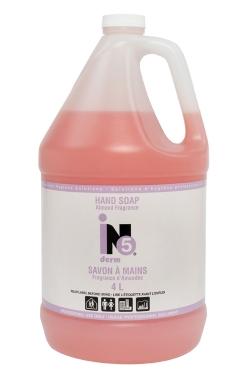Pink Hand Soap - 4L (4/cs)