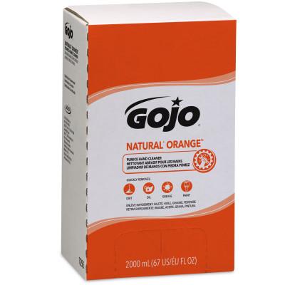 GOJO Hand Cleaner - Orange Pumice - 2L (4/cs)