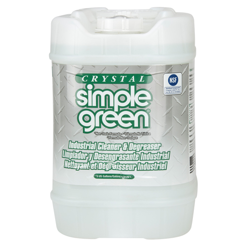 Cleaner/Degreaser Simple Green (5 gallons)