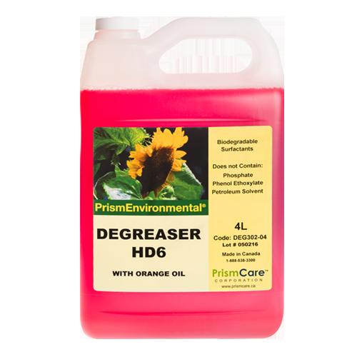 PrismEnvironmental Degreaser HD6 - 20L