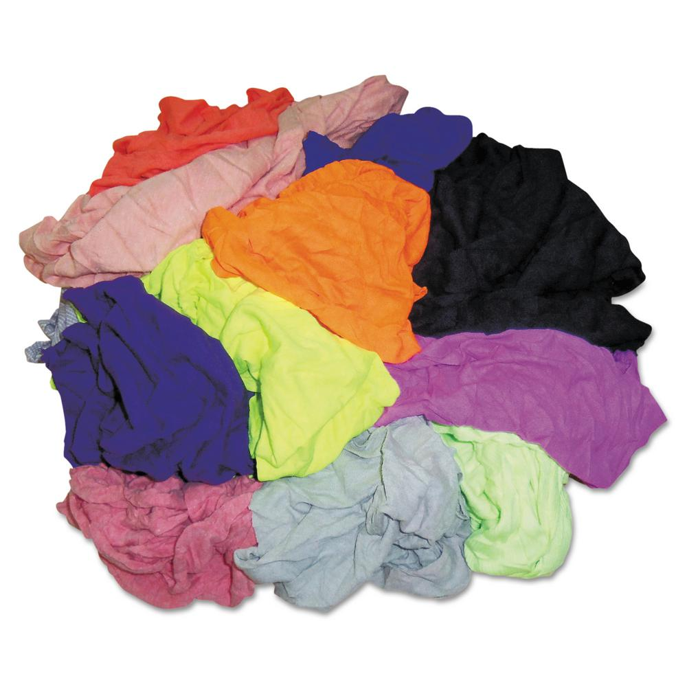 Rags - Colored (25 lb/bundle)