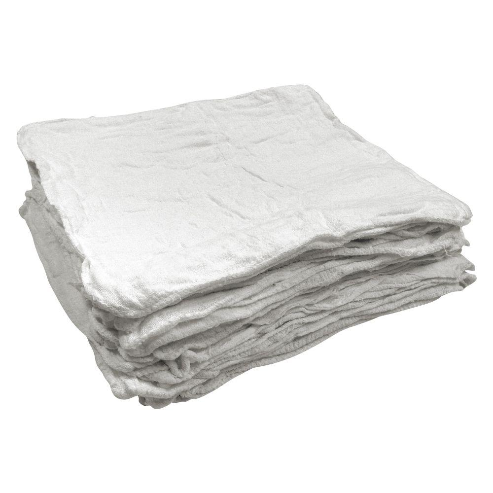 Rags - White