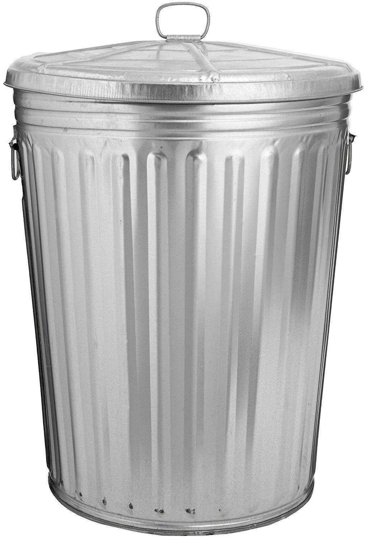 Garbage Can Galvanized (30 gallon)