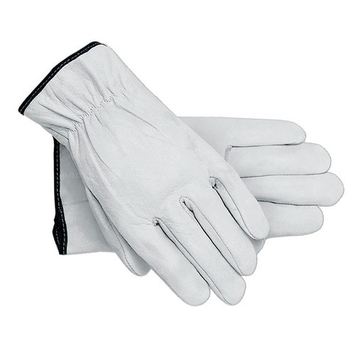 Driver's Gloves - Full Leather (Medium)