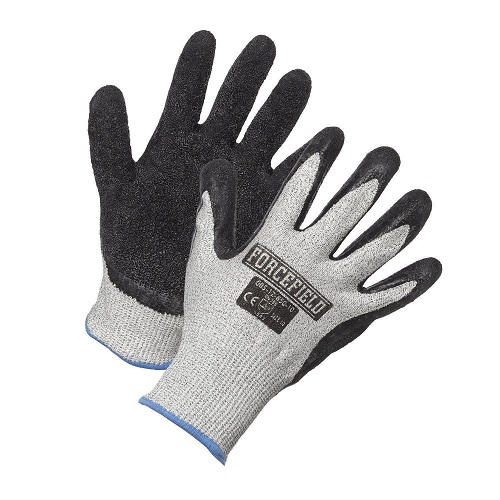 Gloves - Forcefield - Grey/Black (Size 9)