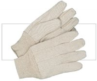 Gloves - Cotton - Mens (Large)