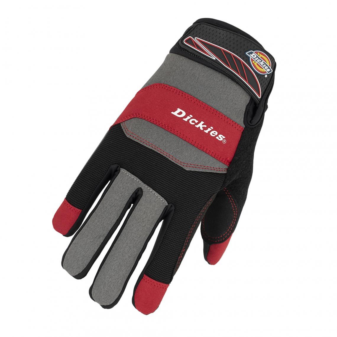 Gloves - Mechanics - Dickies - Large 789301DI