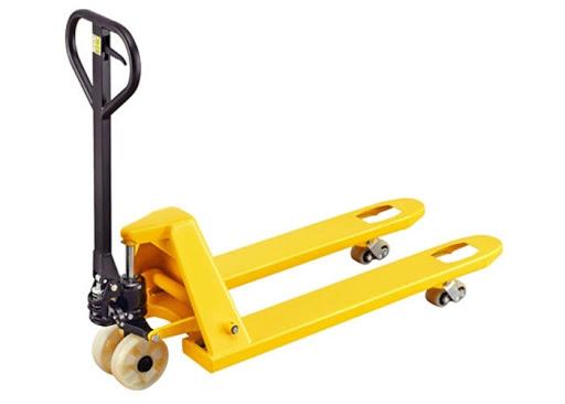 "Pallet Jack w/Nylon Wheels 27"" x 48"" (6000 lbs)"