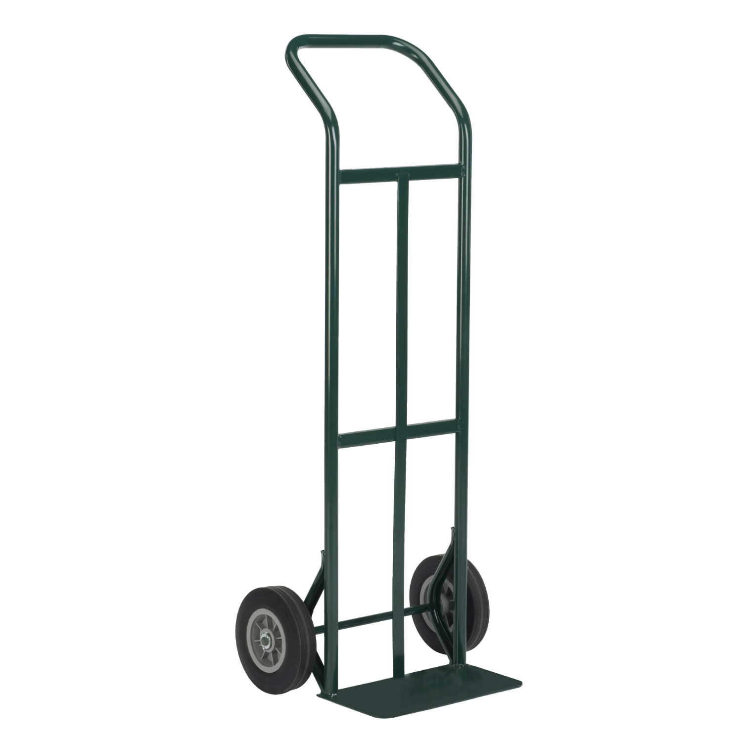 Hand Truck - 2-Wheel Solid Rubber 8""