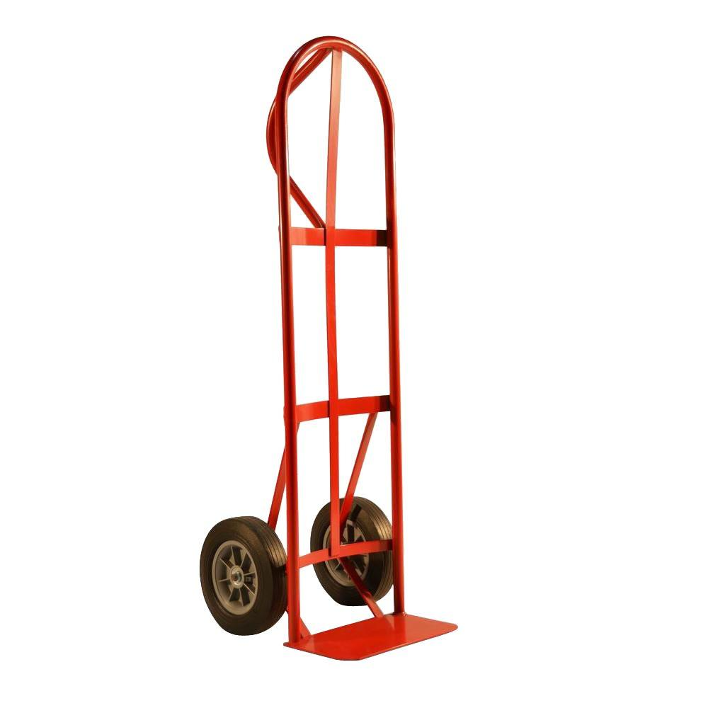 "Hand Truck - P Handle - 10"" (Solid)"