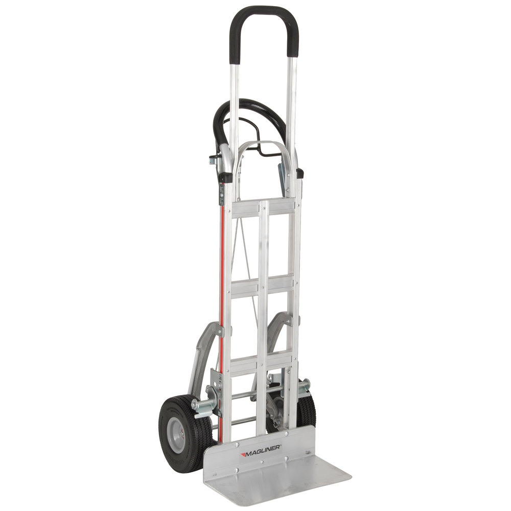 Hand Truck - With Brakes and Extension Plate