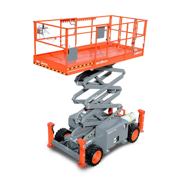 SkyJack - Electric Sissor Lift Work Platform (25' height)