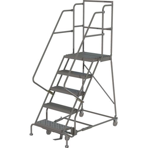 Rolling Ladder - 5 Step