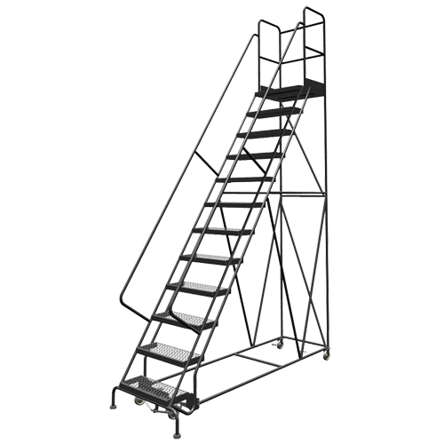Rolling Ladder - 8 Step