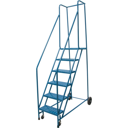 Rolling Ladder - 6 Step