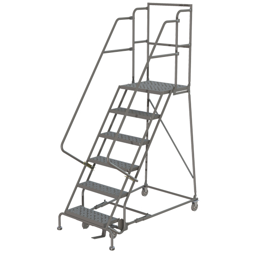 Rolling Ladder - 9 Step