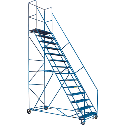 Rolling Ladder - 14 Step