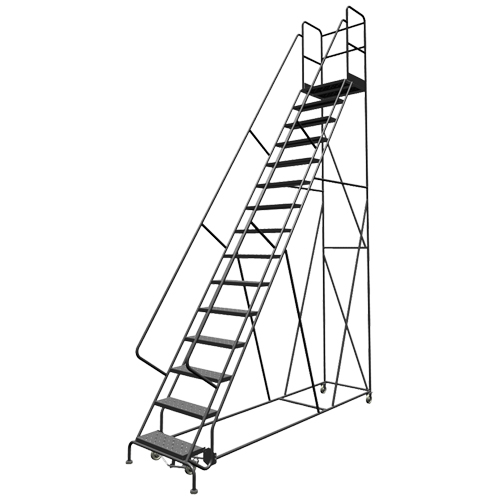 Rolling Ladder - 16 Step