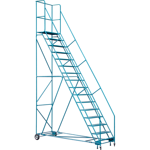 Platform Ladder - 12'