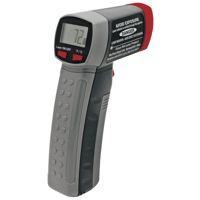 Non-Contact Infrared Thermometer Gun (model # IRT-520)